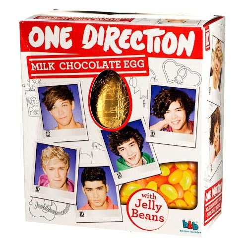 One Direction Easter Egg